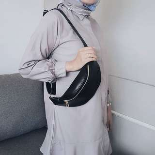 PO 6hari Waist bag Sling bag
