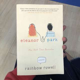 English Books - Eleanor & Park by Rainbow Rowell