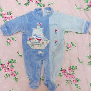 Baby sleepsuit (0-3month)