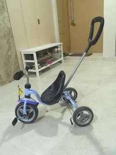 Puki trycicle