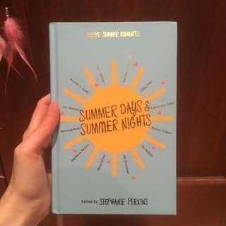 Summer Days and Summer Nights YA short story collection