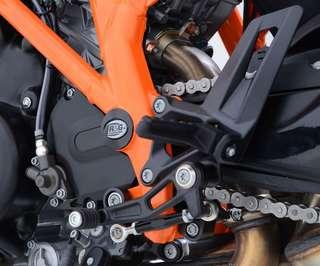R&G Frame Plug Kit for KTM 1050 Adventure, 1090 Adventure, 1190 Adventure, 1290 Super Adventure and 1290 Super Duke R