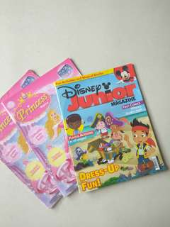 Kids Magazine ( Princess & Disney Junior )