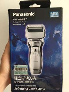 Panasonic ES-RW30 Rechargeable Electric Shaver