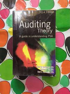 Auditing Theory