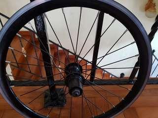 """Dahon Rear 20"""" (406) wheel"""