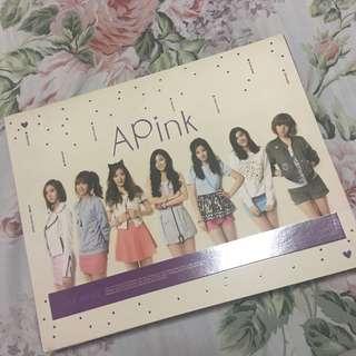APink Une Annee Album