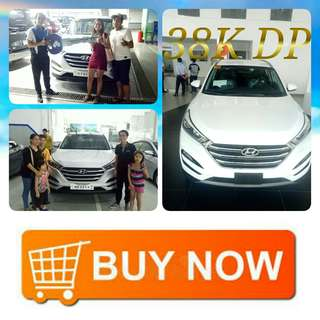 38K LOW DOWN PAYMENT, HYUNDAI TUCSON 2018