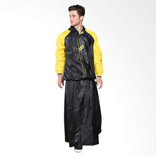 Jas Hujan / Raincoat Mezzo Matic Edition KUNING