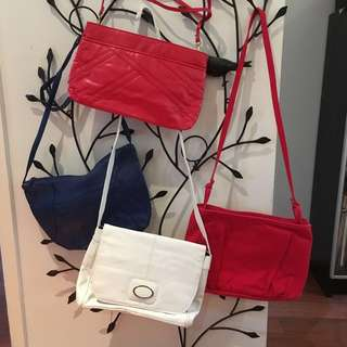 Vintage handbags - excellent condition. Price/each.