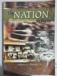 THE NATION IN FOCUS PHILIPPINE HISTORY AND GOVERNMENT