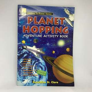 Planet Hopping | Solar System Activity Book