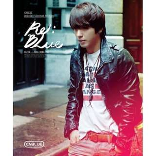 RE:BLUE Jung Yong Hwa Edition