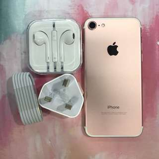 "iPhone 7 128GB Rose Gold ""4.7 inch"""