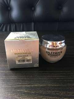 """Ultima II wonderware cream make up Cream makeu up """"sand"""" jual murah aja exp: 0721"""