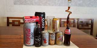 Coca Cola Collectibles | Set