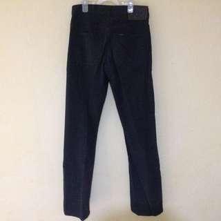 jeans lee black