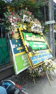 Sampah bunga