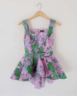 Bellenoir dress