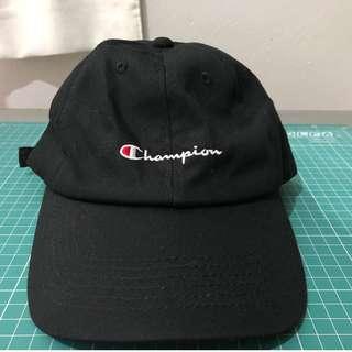 FOR SALE Original/Authentic Champion Cap Black Japan Market