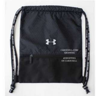 🚚 (4 Colors) Authentic Under Armour Drawstring Bag #Caroupay