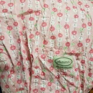 Autumnz nursing cover dew pink