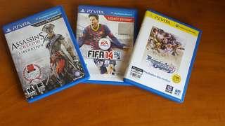 Video game PS Vita