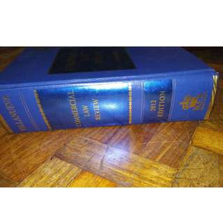 Commercial Law Review Book