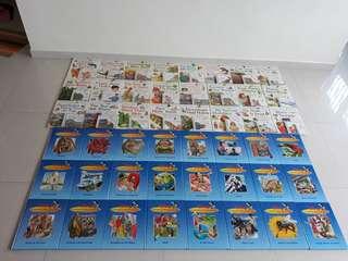 Disney Children's Encyclopedia and I Wonder Why