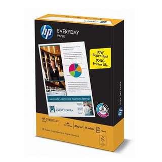 HP A4 paper 1 pack