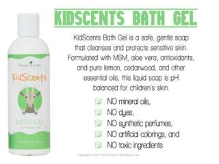 🚚 [INSTOCK] KidScents Bath Gel