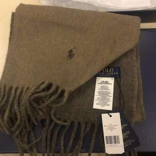 POLO RALPH LAUREN圍巾/羊毛圍巾