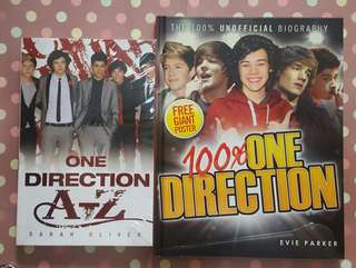 One Direction Books (Bundle!!!)
