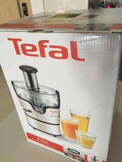 Tefal juice extractor