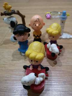 Snoopy collectibles toys