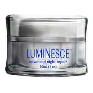 Jeunesse LUMINESCE advanced night repair moisturiser RRP$150
