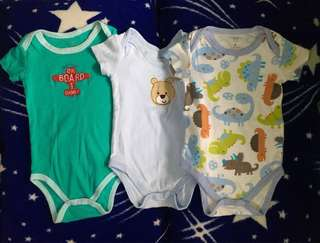 Baby onesie bundle
