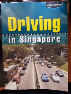 Driving In Singapore Book