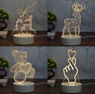 Table light / decorative item