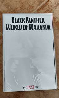 Black Panther World of Wakanda #1 comic book