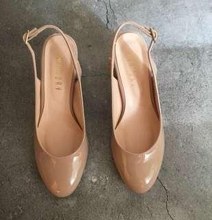 🚚 韓國氣質粗跟鞋
