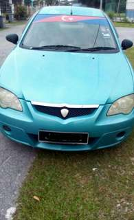 Proton Gen2 2004 Manual 1.3cc