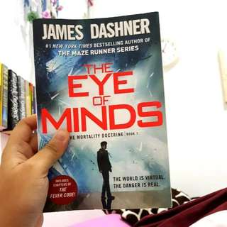 The Eye Of Minds (By James Dashner)