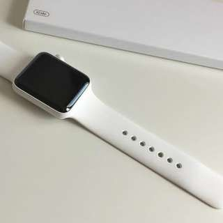 LED apple watch replika + box