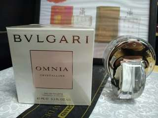 Pre-loved Authentic Bvlgari Perfume 65ml