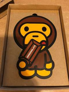 Bathing ape milo chocoolate USB