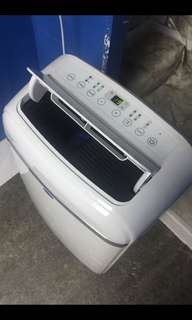 Carrier 15000BTU Portable Air Condition (Almost New) Original Price $6060