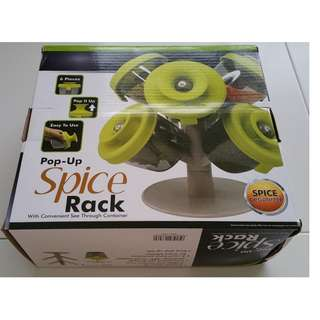 Pop-up Spice Rack (New)
