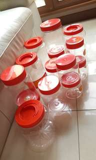 14 Used Containers