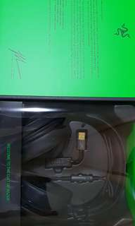 Razer Man o war 7.1 USB Wired